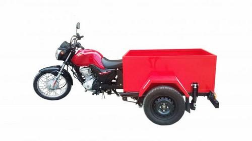 Moto para entrega de água mineral