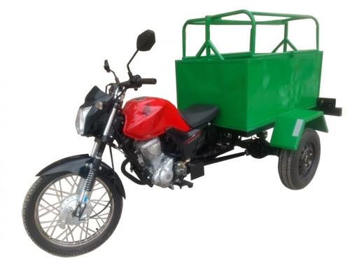 Moto entrega gás