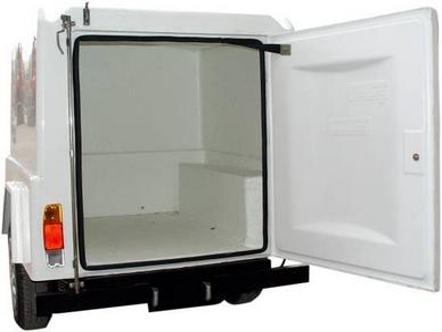 Triciclo de carga bau