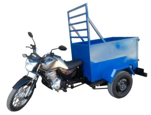 Triciclo de carga carroceria aberta
